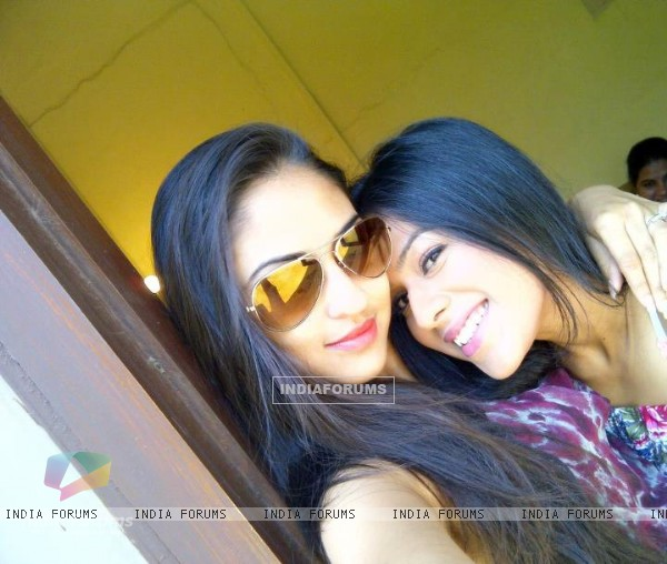 Krystle and Nia off sets