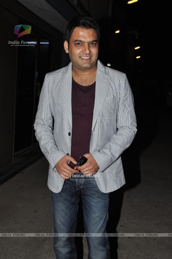Kapil Sharma at Punjabi Icon Awards