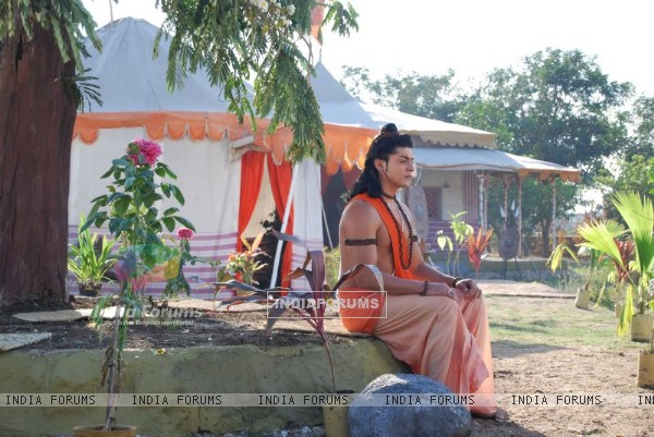 Gurmeet Choudhary as Lord Ram in Ramayan