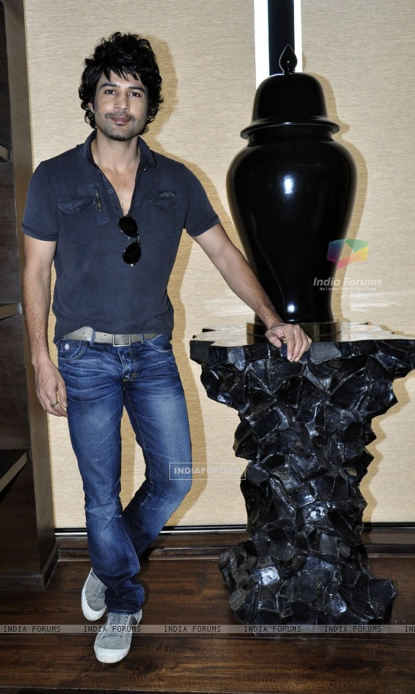 Rajeev Khandelwal at launch of Monarch Universal corporate office at Navi Mumbai. .