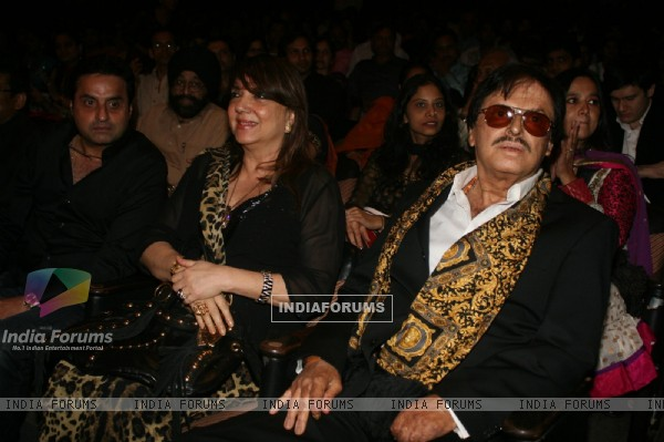 Sanjay Khan at Dadasaheb Ambedkar Awards organised by Kailash Masoom and Harish Shah