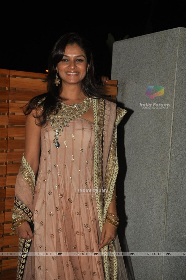 Tejaswani Kolhapure at Poonam Dhillon Birthday Bash