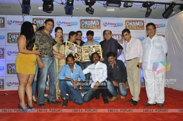 Dham Chaukdi album launch in Andheri, Mumbai