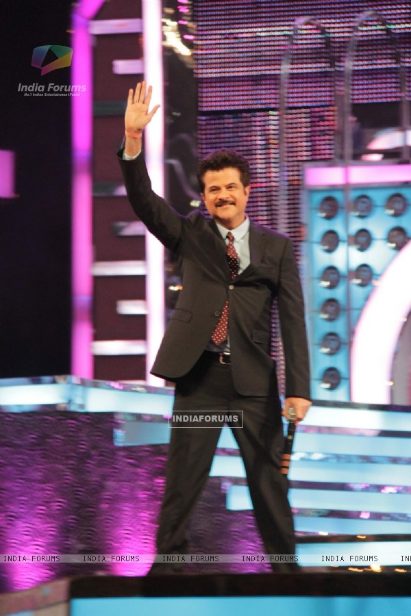 Anil Kapoor at Dance India Dance Season 3 Grand Finale in Mumbai