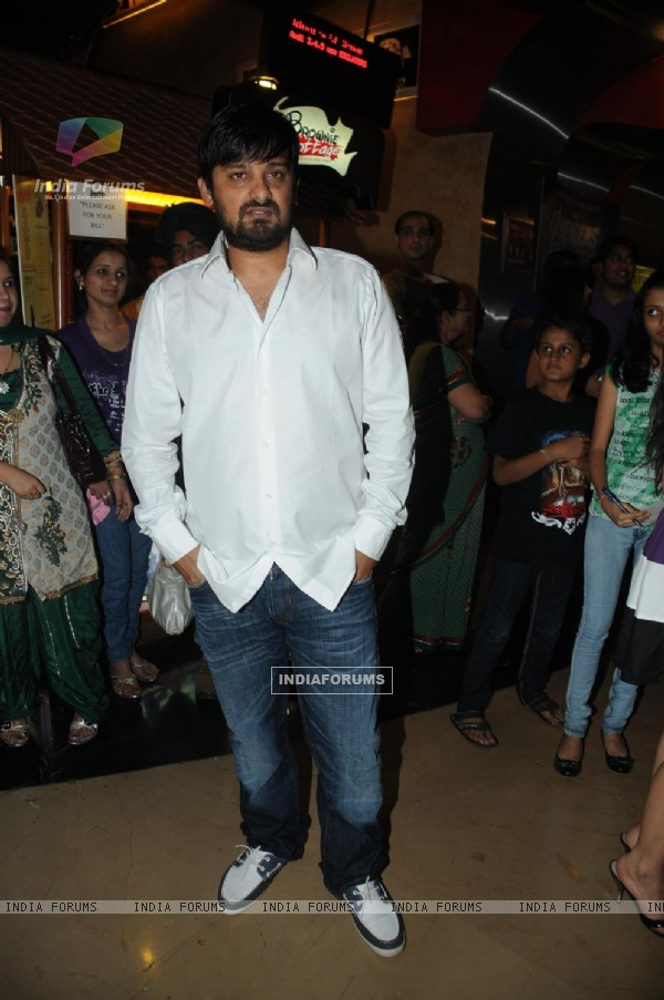 Wajid Ali at Premiere of film Tezz