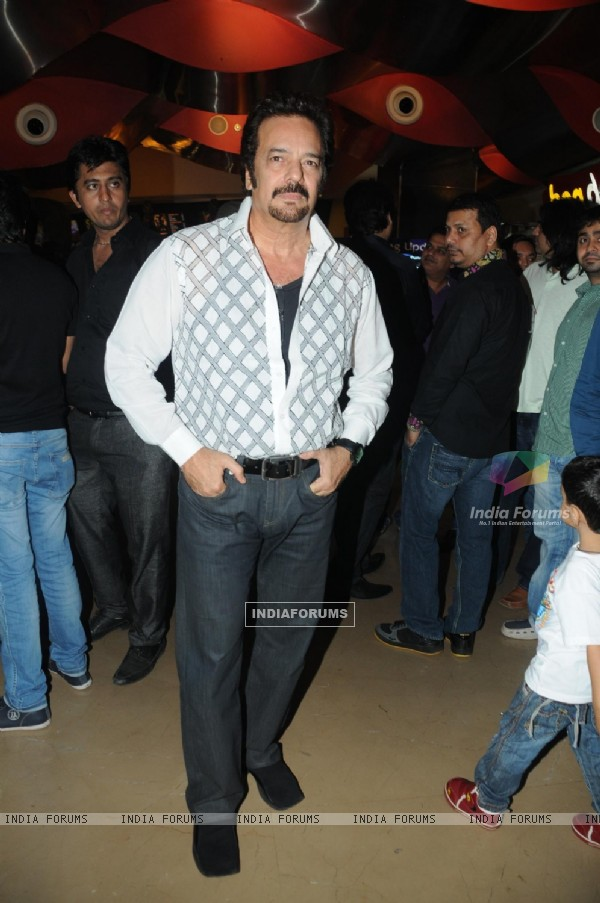 Akbar Khan at Premiere of film Tezz