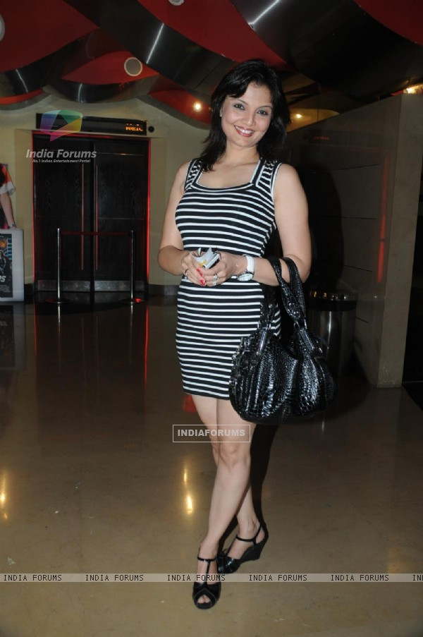 Deepshikha at Premiere of film Tezz