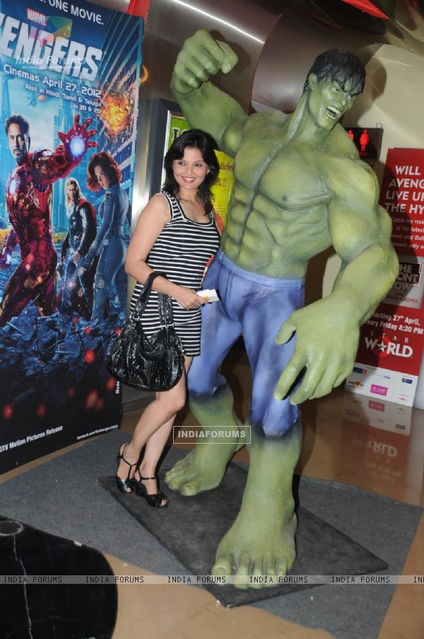 Deepshika at Premiere of film Tezz