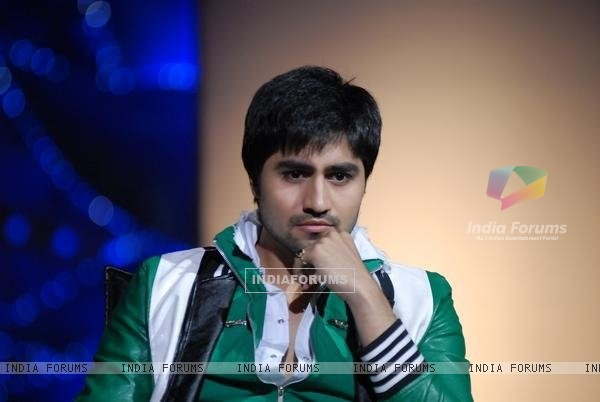Harshad Chopda on Nach Baliye