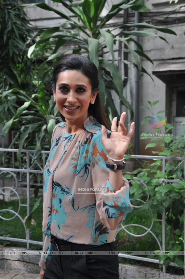 Karisma Kapoor at IPL Extra Innings