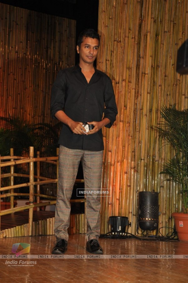 Vikram Phadnis at BD Somani  'Couture Naturally' Annual Fashion show