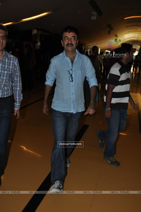 Rajkumar Hirani at First Look Film 'Ferrari Ki Sawari'