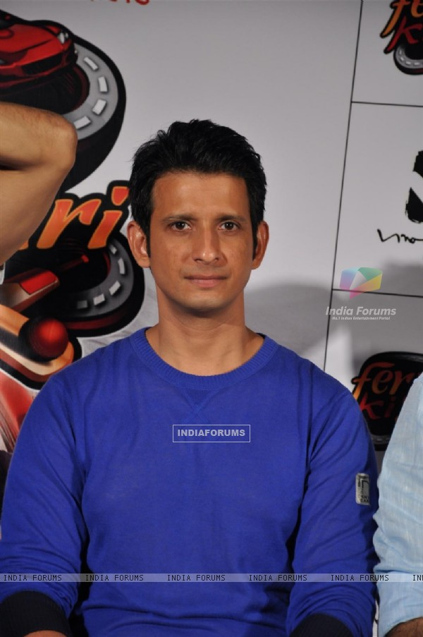 Sharman Joshi at First Look Film 'Ferrari Ki Sawari'