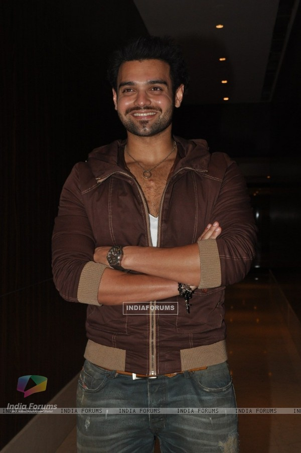 Mimoh Chakraborty at Film Tukkaa Fitt first look launch at Hotel Novotel in Juhu, Mumbai