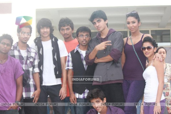 Shantanu Maheshwari at college