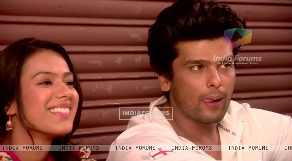 Nia Sharma and Kushal Tandon