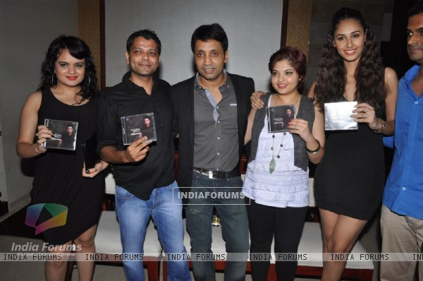 Teenu Arora's album 'Dreams' launch
