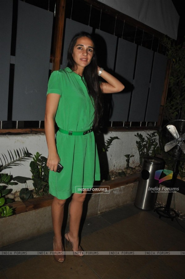 Tara Sharma at Success Party for 'The Forest'
