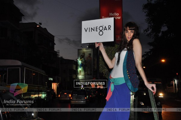 Celebs at Vinegar Fashion Store Launch