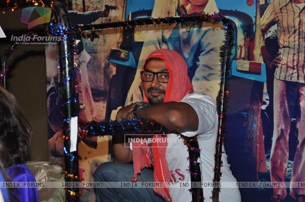 Anurag Kashyap at Gangs Of Wasseypur Media Meet