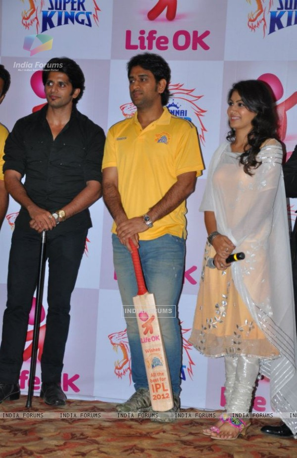 Karanvir Bohra and Sriti Jha