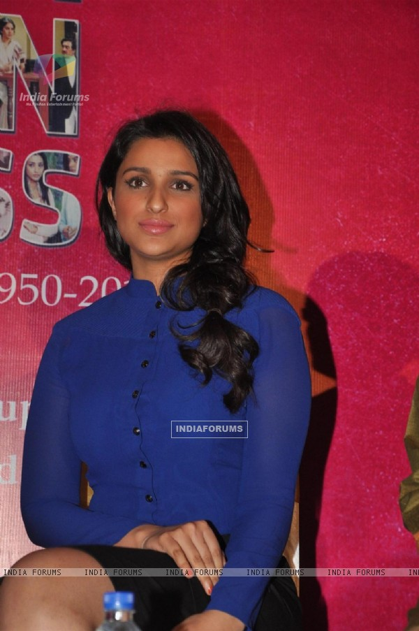 Parineeti Chopra at Mother Maiden Mistress book launch