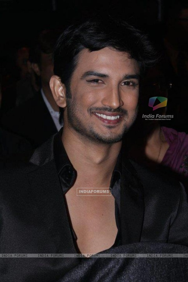 Sushant Singh Rajput At Global Indian Film And Television Honour