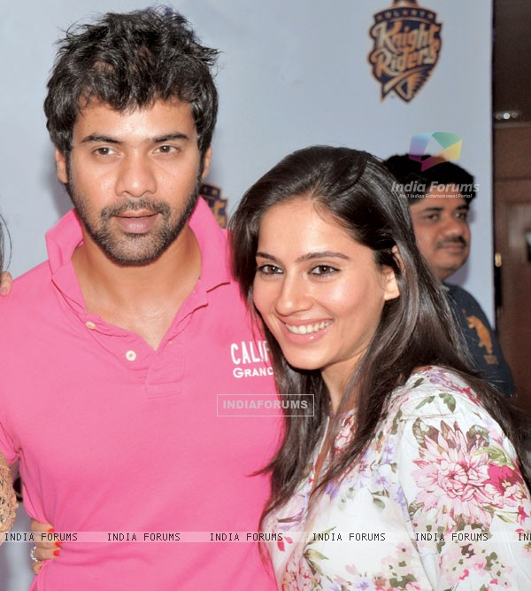 Shabbir and Kanchi