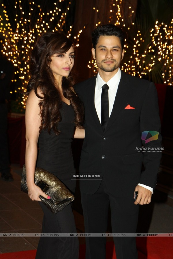 Soha Ali Khan and Kunal Khemu at Karan Johar's 40th Birthday Party