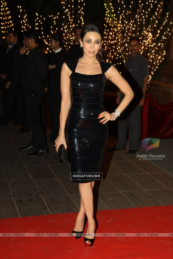 Karishma Kapoor at Karan Johar's 40th Birthday Party