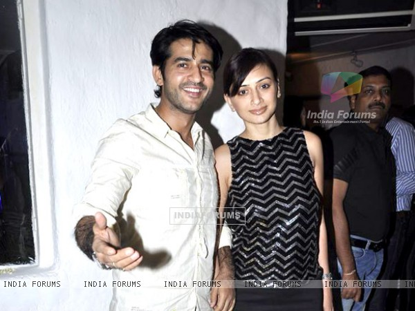 Gauri and Hiten at Daboo Ratnani's Calender Launch