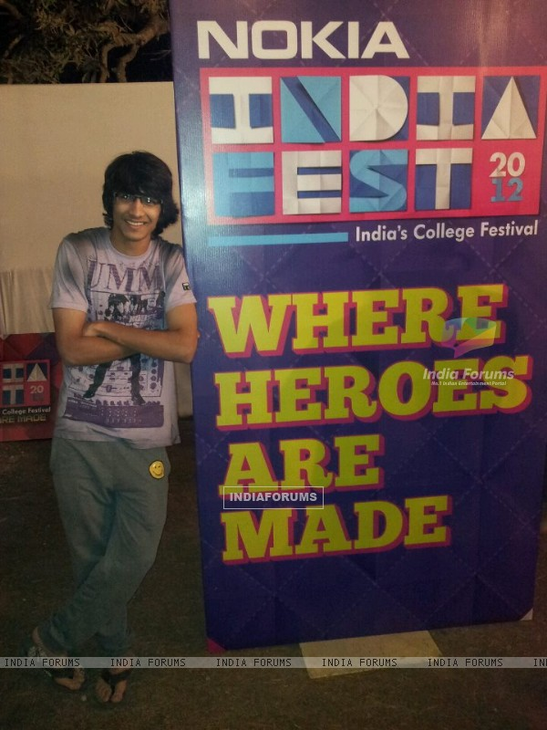 Shantanu in Goa