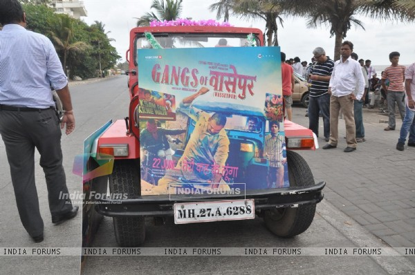 Music Launch of Gangs of Wasseypur