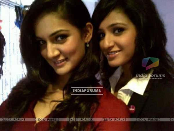 Shakti Mohan and Mukti Mohan