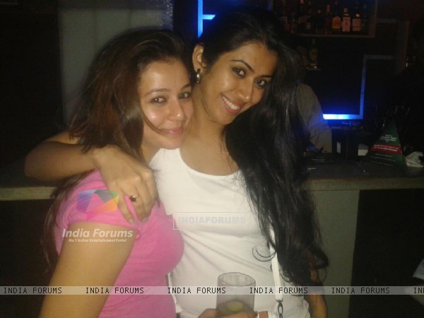 Ankita Bhargava and Priyal Gor