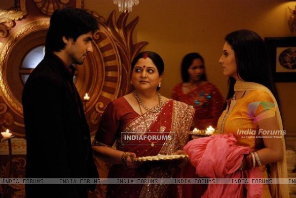 Harshad Chopra, Additi Gupta and Shama Deshpande
