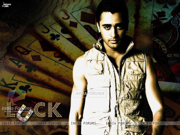 Imran Khan wallpaper from movie Luck (20323)