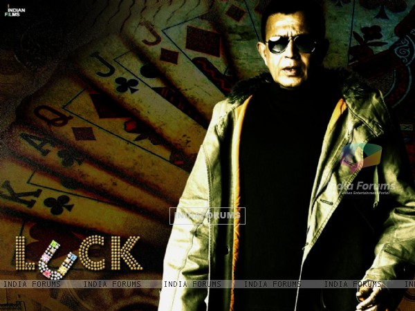 Mithun Chakraborty wallpaper from movie Luck