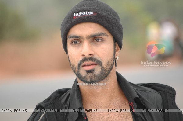 A still of Ashmit Patel from the movie Toss