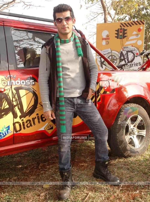 Arjun in Road Diaries