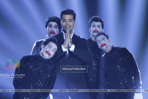 Karan Johar on Jhalak