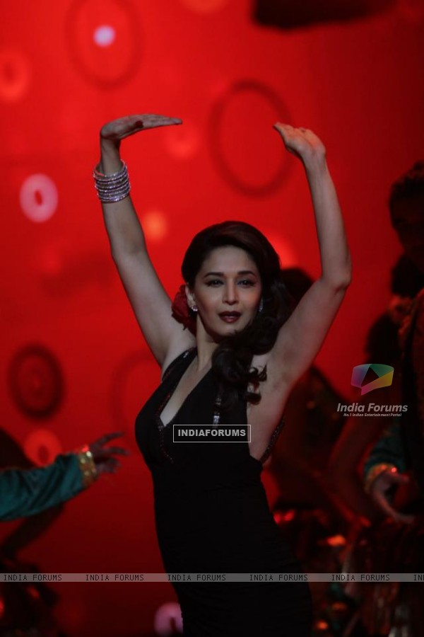 Madhuri on Jhalak