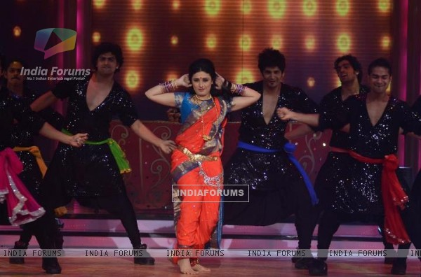 Ragini Khanna on Jhalak