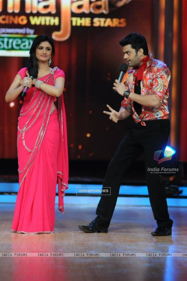 Manish Paul & Ragini Khanna