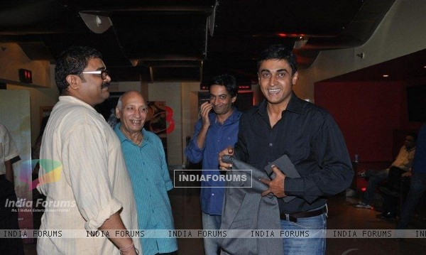 Mohnish Behl on Yeh Jo Mohabbat Hai launch party