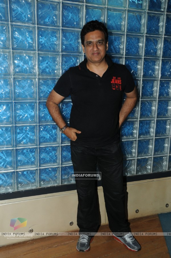 Daboo Malik at Launch of the Audio of Pramod Sharma's Film 3 Bachelors