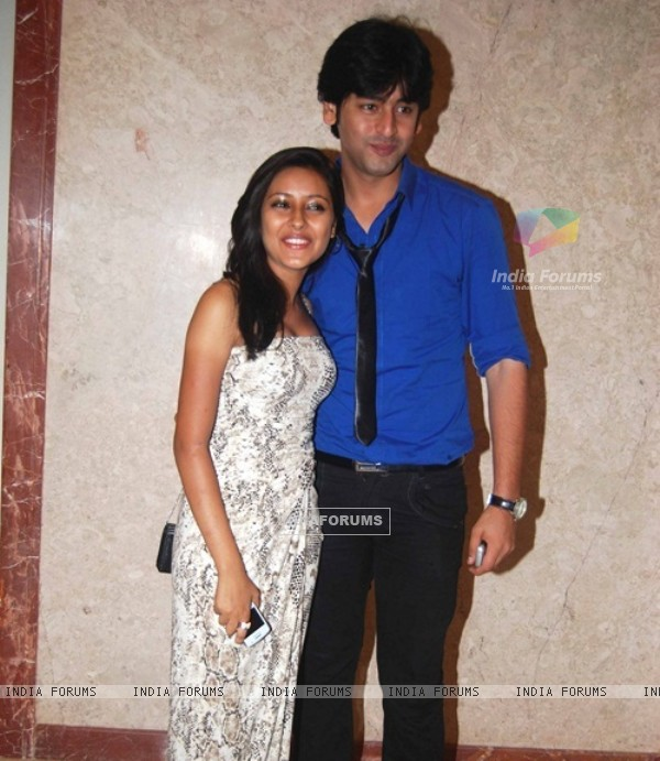 Pratyusha and Shashank