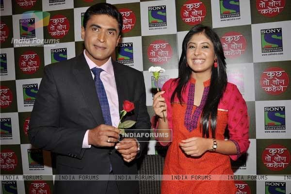 Mohnish Bahl and Kritika Kamra
