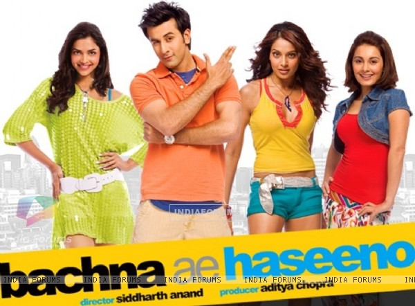 Wallpaper of Bachna Ae Haseeno movie (20514)
