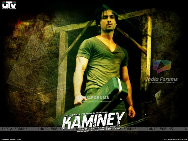 Shahid Kapoor in Kaminey (20537)